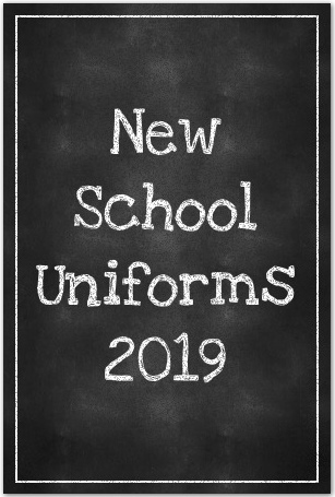 2019 Student Uniform Update