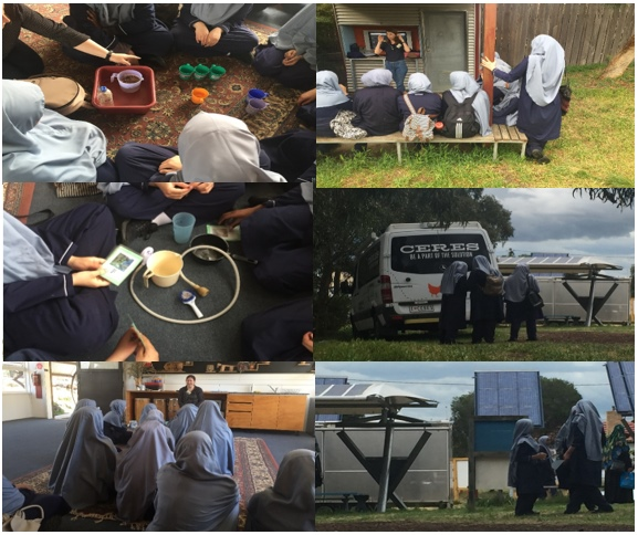 Year 7 Humanities and Science Excursion to CERES