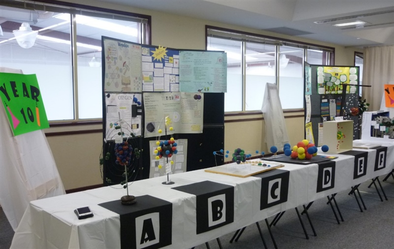 Secondary Science Fair 2017