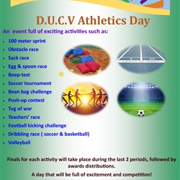Athletic Days 2019