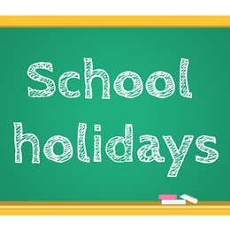 End-of-year School Holidays
