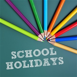 Term 1 school holidays