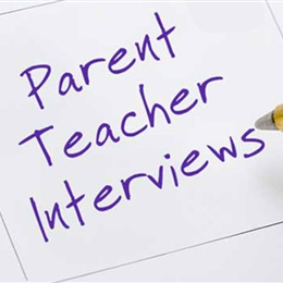 Parent Teacher Interviews – Friday, 21 September