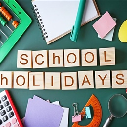 Term 3 school holidays