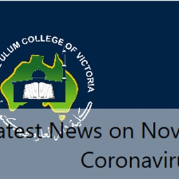 Darul Ulum College of Vic Updates Regarding Remote Learning and Covid-19