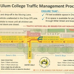 Darul Ulum College traffic Management Procedure