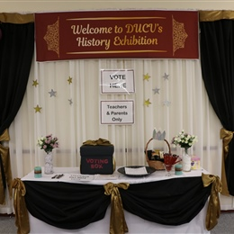 2018 'Walk Back in Time' History Exhibition