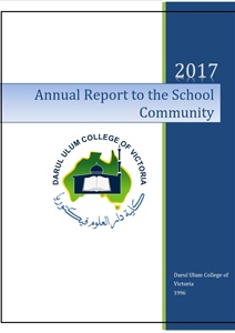 Darul Ulum Annual Report 2017